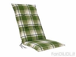 cuscini per sedie da giardino cuscino per sedia giardino fan di lidl
