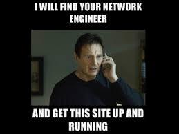 Network Engineer Meme - social media for small businesses 101
