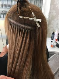 hairstyles for bead extensions best 25 micro bead hair extensions ideas on pinterest hair