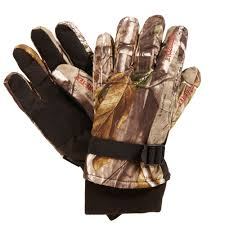 Woodsman Supply Manzella Gore Tex Woodsman Hunting Gloves For Men