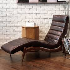 Leather Chaise Lounge Modern Indoor Chaise Lounges Invite You To Lie Back And Relax