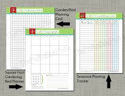 the polka dot posie 2015 each of the additional printables in the set offer various solutions for tracking your budget seed growth and transplant plant inventory pests problems