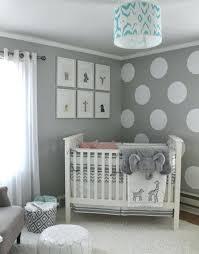 chambre enfant gris chambre enfant grise peunture chambre bacbac grise mur gris a points