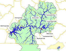 map kentucky lakes rivers kentucky department of fish wildlife lake sturgeon