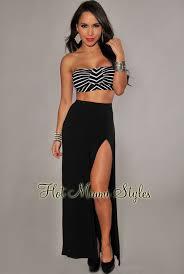 black maxi skirt with slit high slit maxi skirt