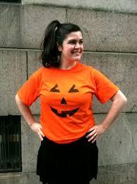 Halloween Pumpkin Costume Adults Ilovetocreate Blog 10 Quick U0026 Easy Shirt Halloween Costume Ideas