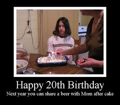 20th Birthday Meme - 110 unique happy birthday greetings with images my happy