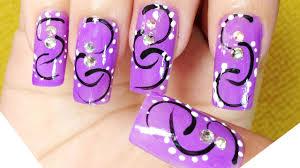 nail art paint ideas simple cute nails easy ways creative