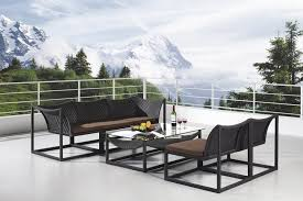 Outdoor Sofa Sets by Pe Rattan Outdoor Sofa Sets Pe Rattan Patio Sofa Furnitures Pe