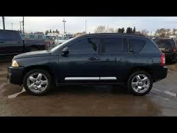 2008 jeep compass limited reviews 2008 jeep compass limited 4x4 amazing value