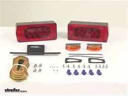 recommended led trailer light kit for a small utility trailer