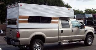 Camper For Truck Bed Bel Air Camper Shells Wood N Alum