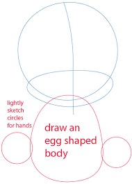 how to draw baby daffy duck from tinytoons adventures with easy