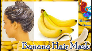 banana for hair banana hair mask how to use banana for hair growth and damaged