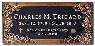 bronze memorial plaques bronze plaques milan vault