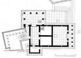 acropolis restoration service plan of erechtheion
