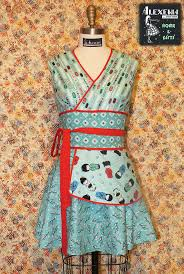 193 best aprons images on pinterest aprons kitchen and retro apron