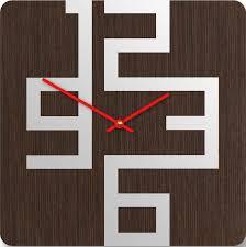 unique cool wall clock design u2013 plushemisphere