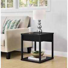 Parsons Nightstand Ameriwood Home Carver End Table Free Shipping Today Overstock