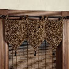 Cheetah Print Bathroom by Unique Curtains Animal Print Curtain Bestcurtains Throughout The