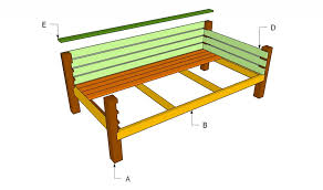 diy daybed plans day bed howtospecialist build step diy plans dma homes 32350