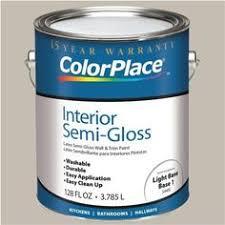 colorplace interior paint soft feather grey 50bg 47 039 semi