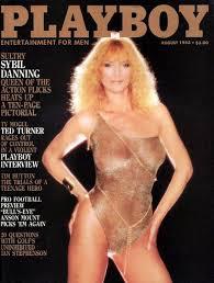 Priscilla Barnes Biography Sybil Danning Playboy Magazine August 1983 Cover Photo United