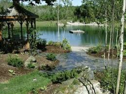 a dip in the pond landscape ontario com green for life