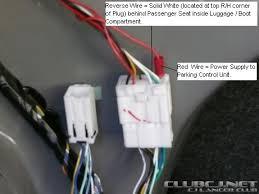 reverse parking sensors clubcj the cj lancer club