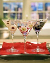blueberry martini recipe halloween cocktails and drink recipes martha stewart