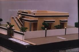 architectural replica