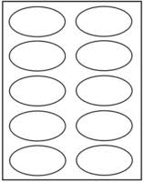 round labels u0026 oval labels