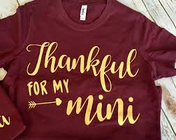 thanksgiving shirt thankful shirt thankful for my
