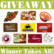 dinner and a gift card dinner date gift card giveaway