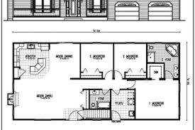 27 simple rectangle house floor plans interior craftsman style