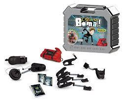 amazon com chrono bomb special agent edition toys u0026 games