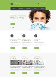 Finance Advisor Job Description 15 Best Website Templates For Financial Advisors Free U0026 Premium
