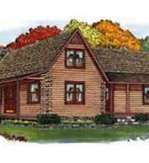 Live In Garage Plans by Live In Garage Log Home Plan By Lincoln Logs International