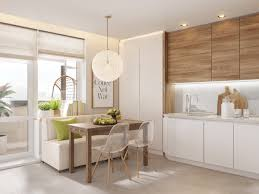 beautiful dining room designs completing your kitchen that add a