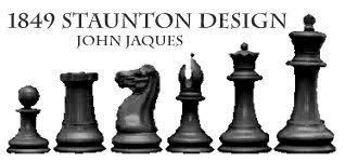 chess set designs the conventional chess sets from 1700 to the introduction of