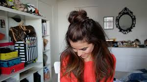 10 quick u0026 easy greasy hairstyles for when you can u0027t be bothered