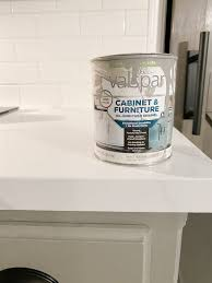 how to apply valspar cabinet paint valspar cabinet and furniture enamel review this 5