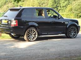 used range rover for sale used 2007 land rover range rover sport tdv8 sport hse hawke kit