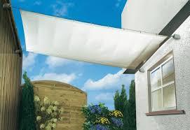 sonnensegel befestigung balkon sonnensegel uni weiß in 3 verschiedenen längen otto