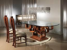 Designer Glass Dining Tables Bring Modern Style In Our Home With Beautiful Glass Table