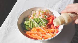 recette saine et facile recette de poke bowl super facile tellement swell
