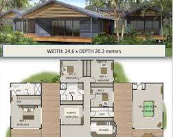 259 m2 5 bedrooms u shaped house plan 5 bed large 5 bed