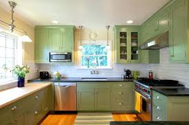 dark green kitchen cabinets dark brown paint color for kitchen