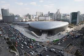 Rublyovka by Zaha Hadid Seoul Design Center Ddp Google Search Architecture