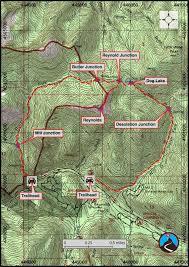 Lake Powell Map Hiking Dog Lake Big Cottonwood Canyon Road Trip Ryan